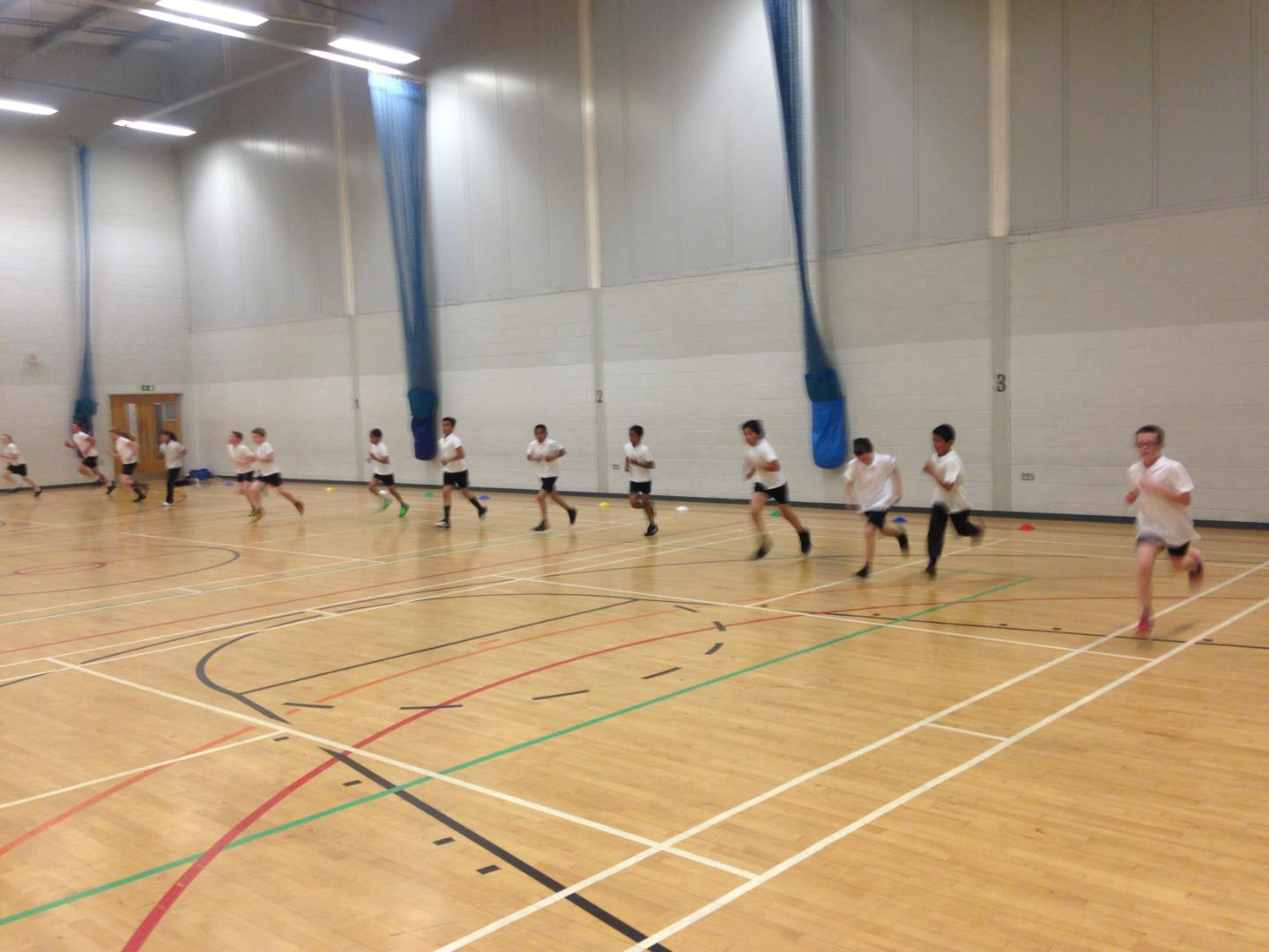 Bleep Test