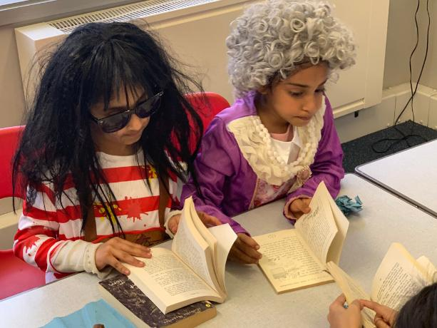 world book day 2019 paired reading 2